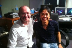 DJ and Chong Lim