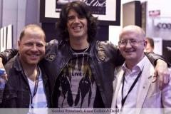 Gordon Rhytmeister, Grant Collins & DJ
