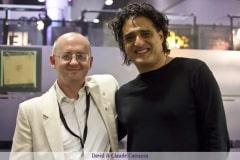DJ and Claude Carranza