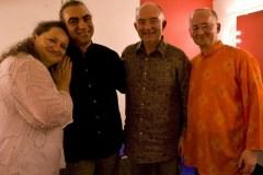 Carmen Warrington, Evripides Evripidou, James Morrison & DJ