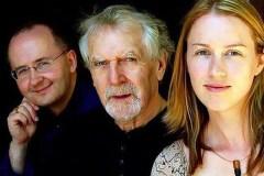 DJ, Tony Gould & Imogen Manins