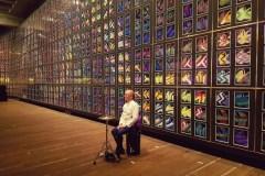 Stillness, A Man and One Instrument